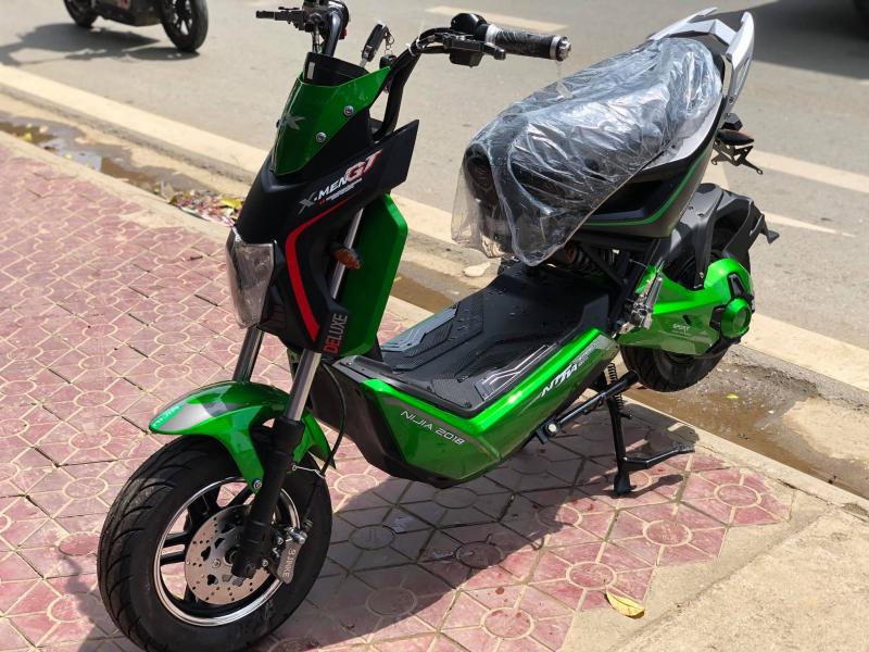 Xe điện Minh Ngọc