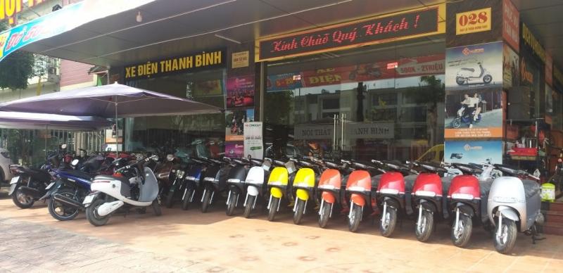 Xe điện Thanh Bình