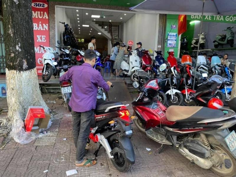 Xe điện Việt Đức