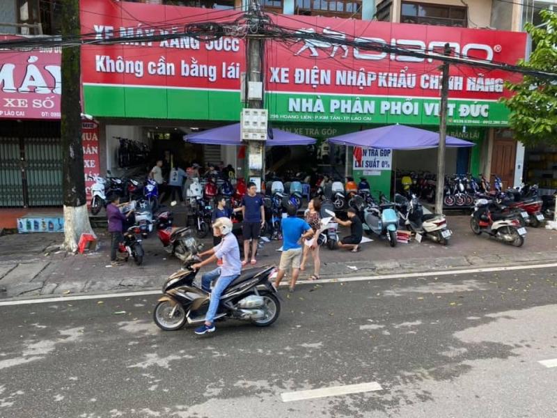 Xe điện Việt Đức - Dibao