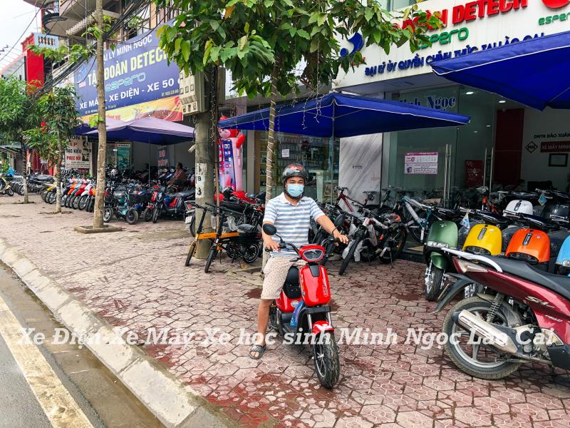 Xe điện, xe máy Minh Ngọc