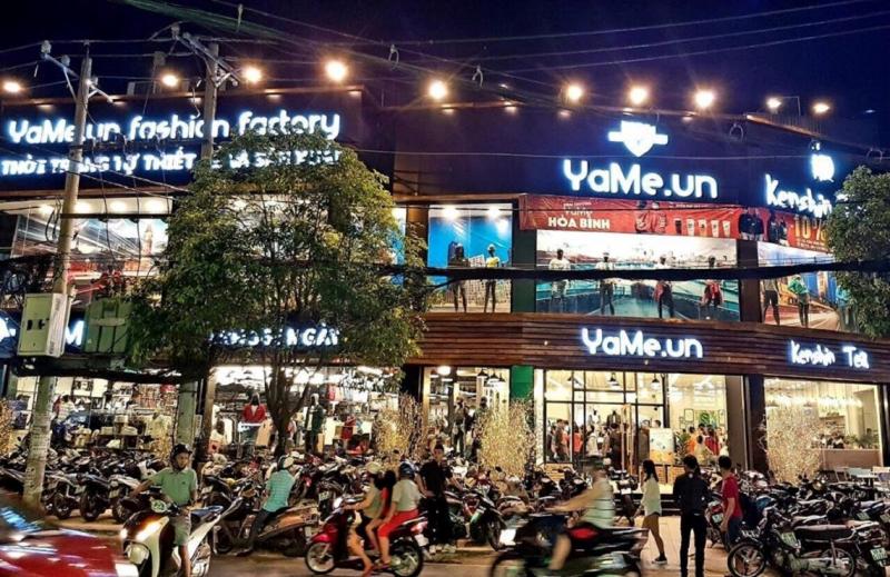 Yame Tiền Giang