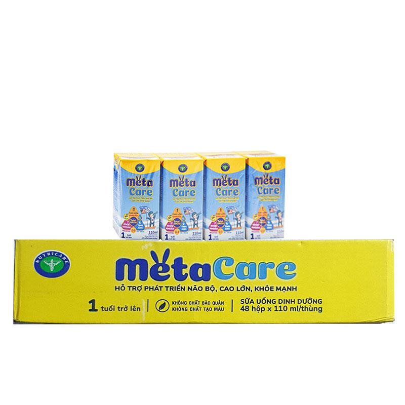 sữa công thức pha sẵn Nutricare Metacare