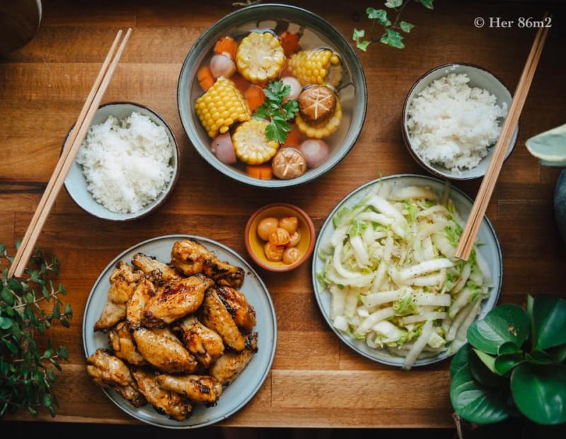 155 Món Ăn Ngon Dễ Làm – Vân Anh