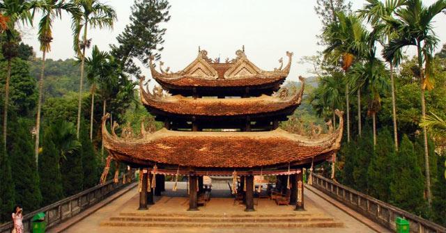 Bài văn thuyết minh về chùa Hương số 5