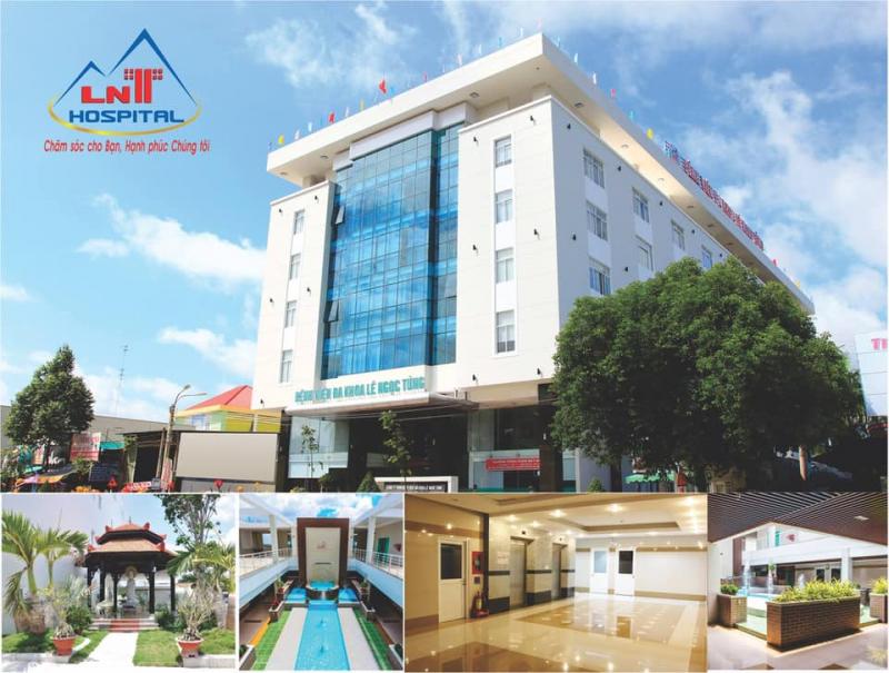 Bệnh viện Đa khoa Lê Ngọc Tùng