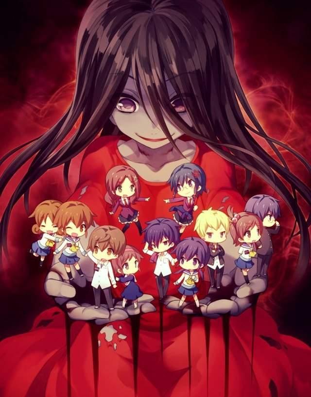 Bữa Tiệc Xác Chết - Corpse Party: Tortured Souls TV Mini-Series (2013)