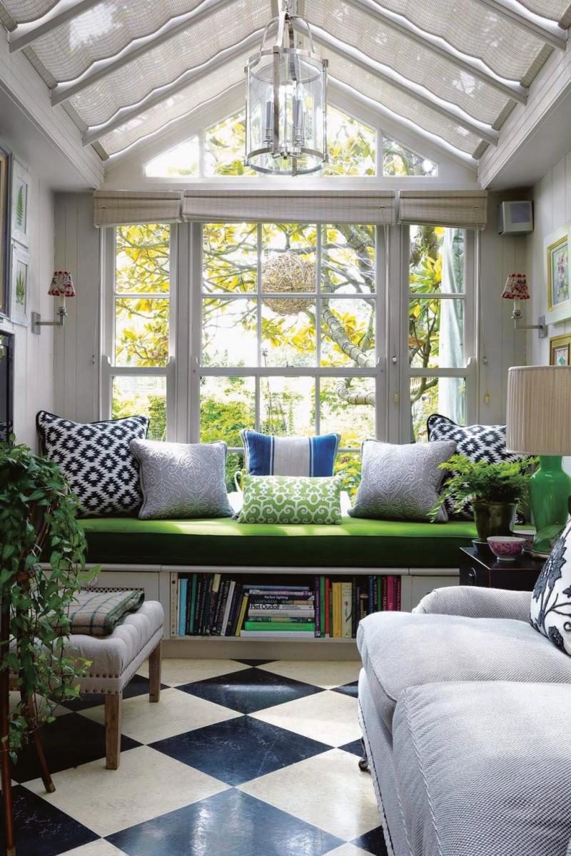 Cảm nhận nội thất với sắc màu trung thực