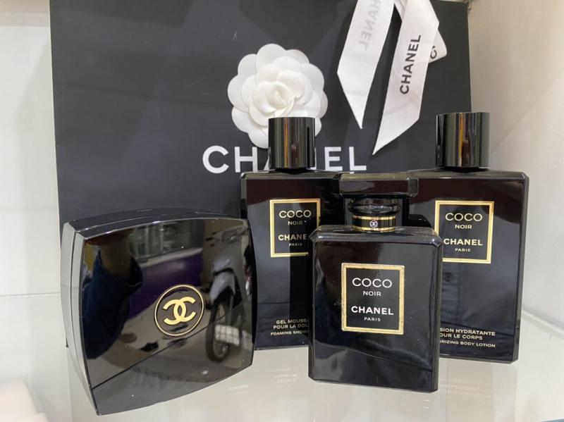 Chanel Coco Noir Body Cream