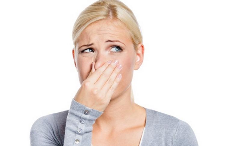 Cơ thể của bạn có thể bắt đầu nặng mùi hơn