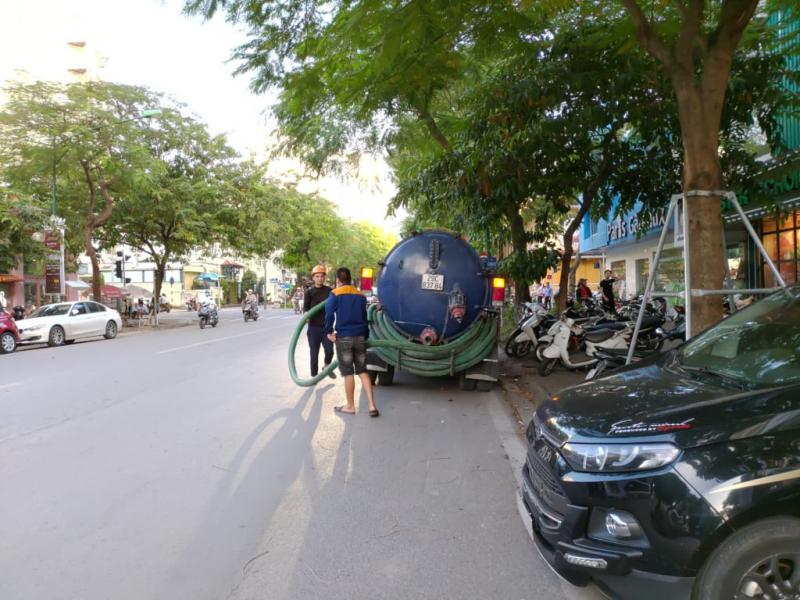 Công ty TNHH Vệ sinh môi trường thoát nước Đô thị Hà Nội