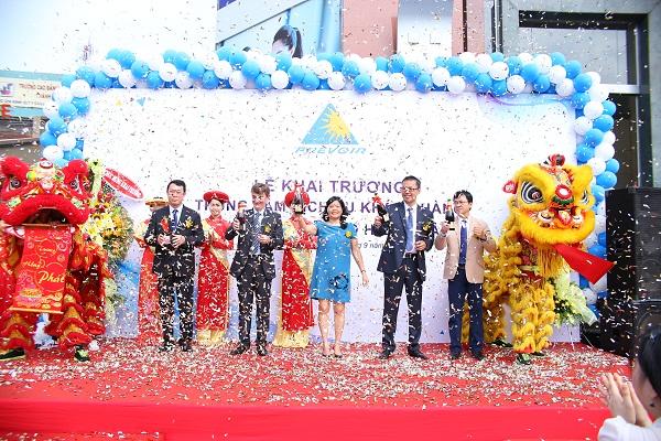 Công ty TNHH du lịch và sự kiện Bầu Trời Hà Nội