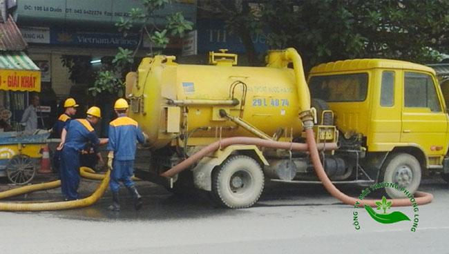 Công ty môi trường Phương Long