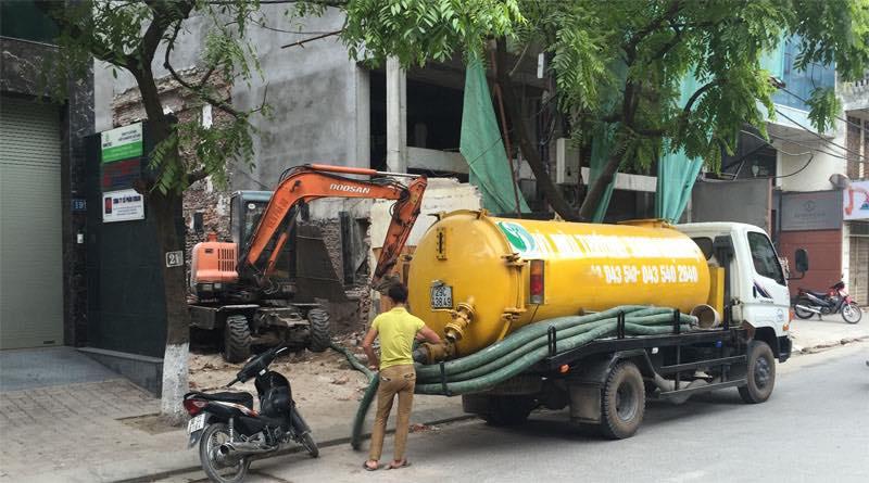 Công ty môi trường đô thị Hà Nội