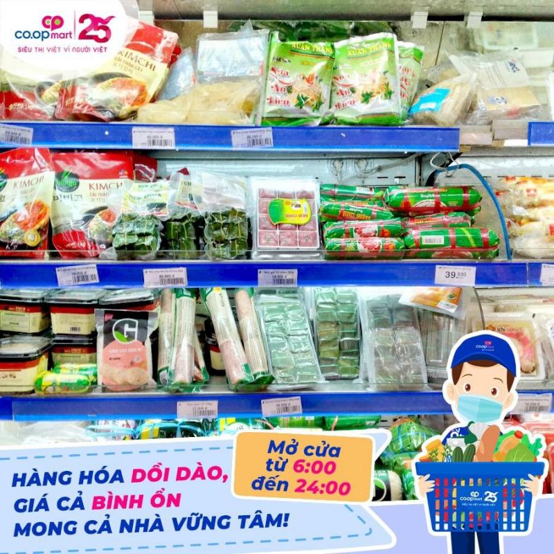 Coopmart Tuy Hòa