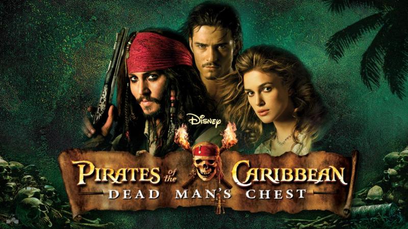 Cướp biển vùng Caribbe 2: Chiếc rương tử thần (2006)