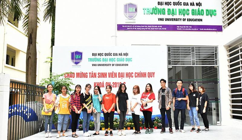 Đại học Giáo dục - Đại học Quốc gia Hà Nội