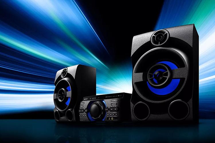 Dàn âm thanh Sony Hifi MHC-M40D//C SP6
