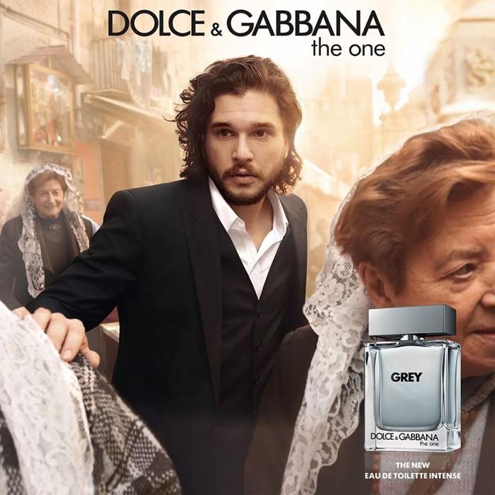 Dolce & Gabbana D&G The One Grey Intense For Men, 100ml