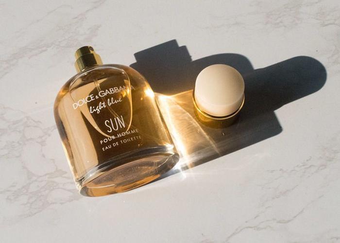 Dolce & Gabbana Light Blue Sun For Men Phiên Bản Giới Hạn, 125ml