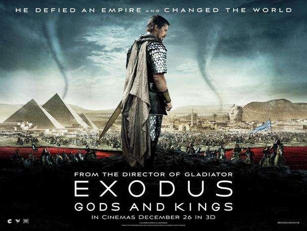 Exodus: Gods And Kings – Cuộc chiến chống Pharaon (2014)