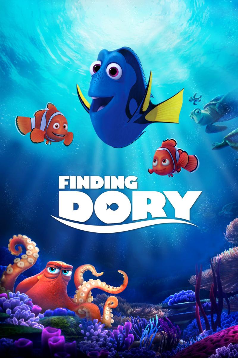 Finding Dory - Đi Tìm Dory (2016)
