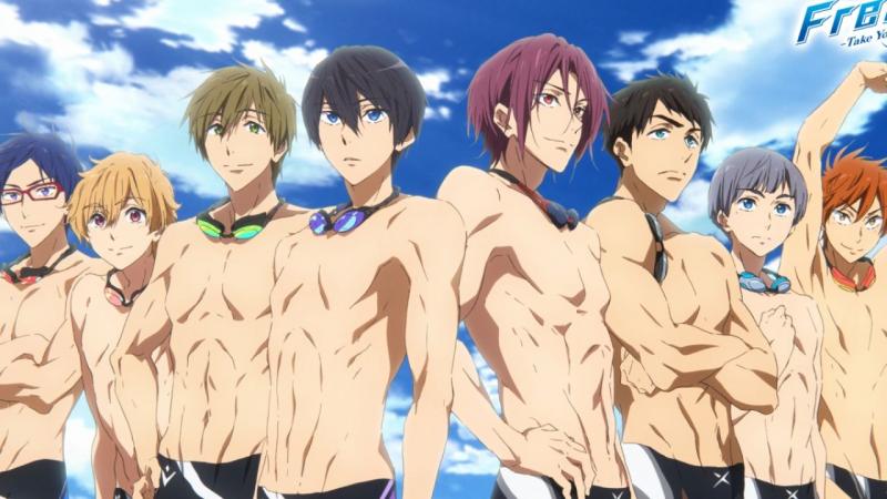 Free! – Iwatobi Swim Club