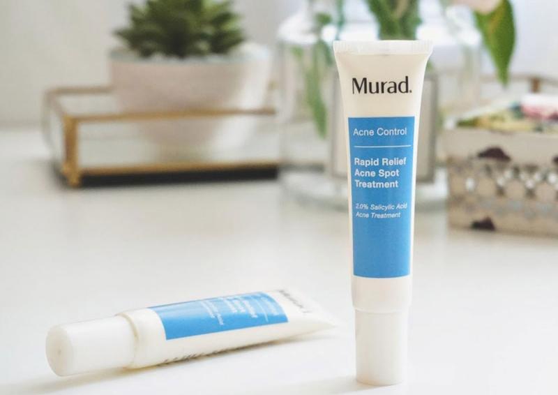 Gel chấm mụn bọc Murad Rapid Relief Acne Spot Treatment
