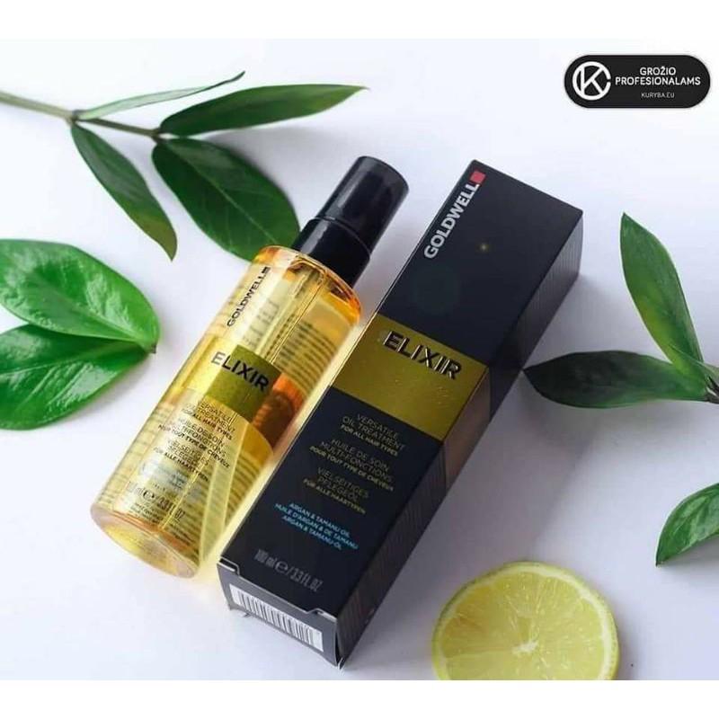Goldwell Elixir Versatile Oil
