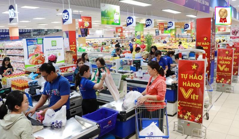 Hệ thống siêu thị Coopmart