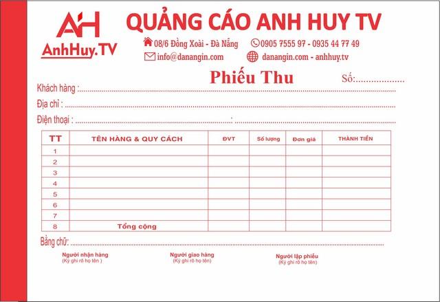 In Anh Huy Đà Nẵng