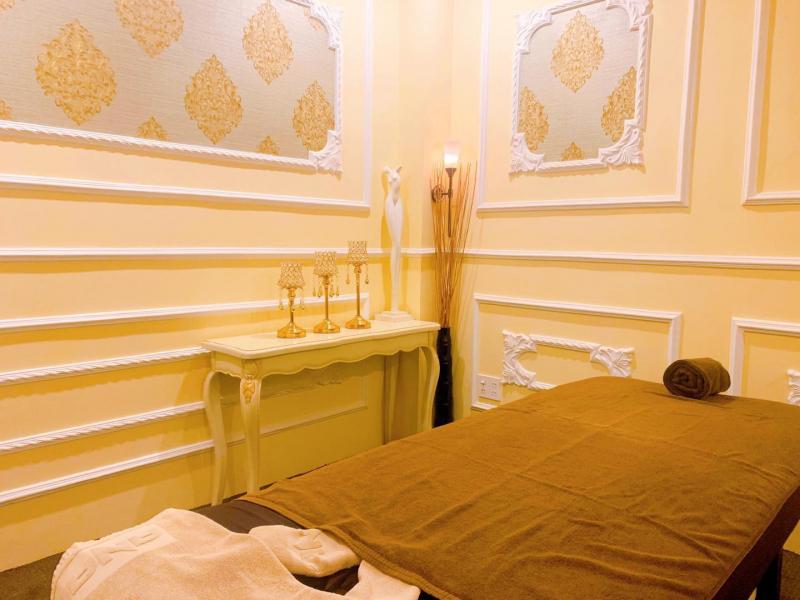 Jjim Jil Bang Spa - Massage Khỏe