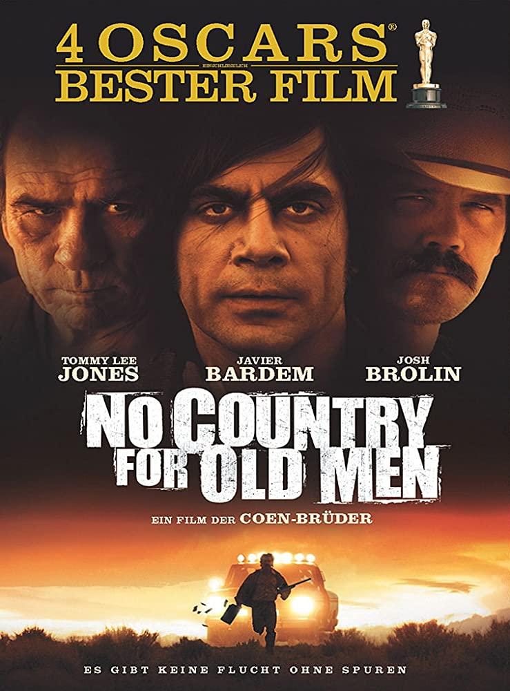 Không chốn dung thân – No country for old men (2007)