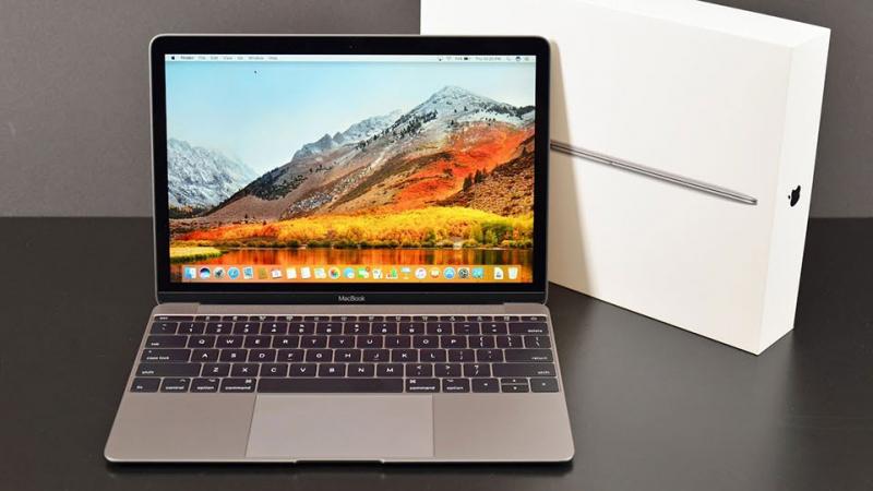 Macbook 12 inch 2 2017