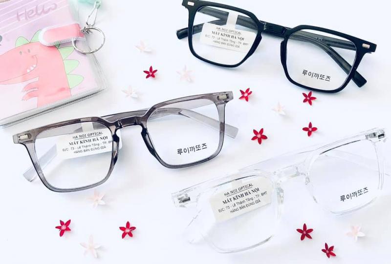 Mắt kính Hà Nội – Hà Nội Optic