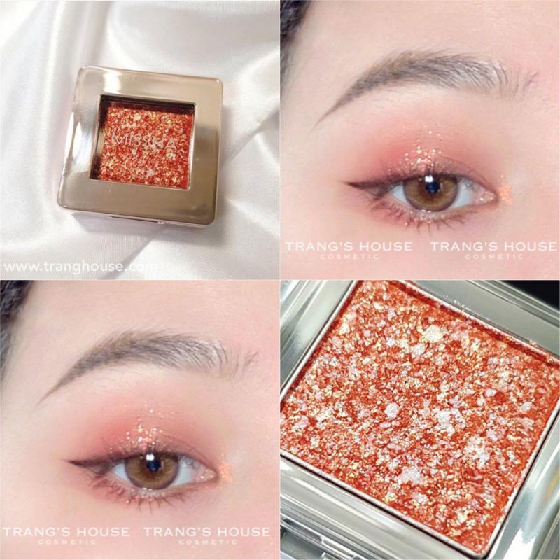 Màu Mắt Nhũ Missha Modern Shadow Glitter Prism