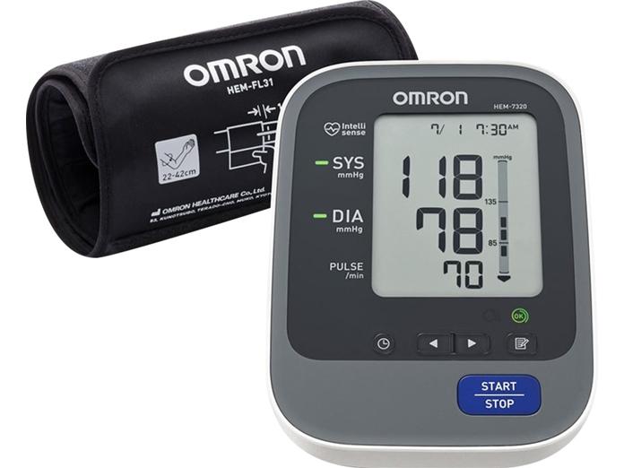 Máy đo huyết áp Omron Hem 7320