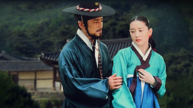 Nàng Dae Jang Geum – Dae Jang Geum (2003)
