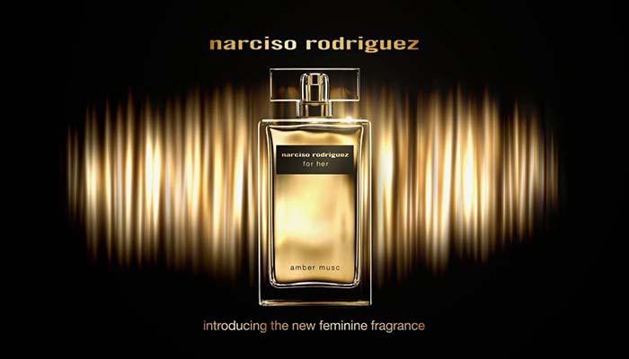 Narciso Rodriguez Narciso Amber Musc Intense EDP 100ml