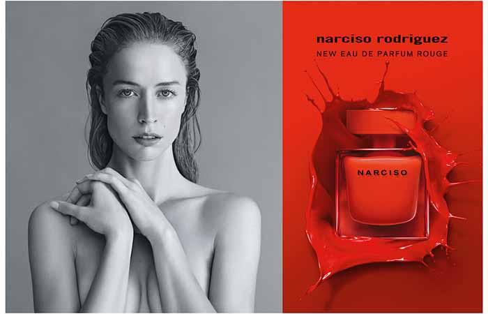 Narciso Rodriguez Narciso Rouge Màu Đỏ EDP, 90ml