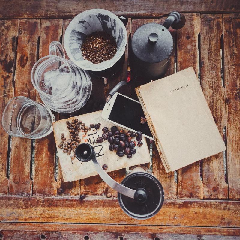 Nazola Premium Coffee Roasters
