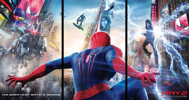 Người Nhện Siêu Đẳng 2 – The Amazing Spider Man 2