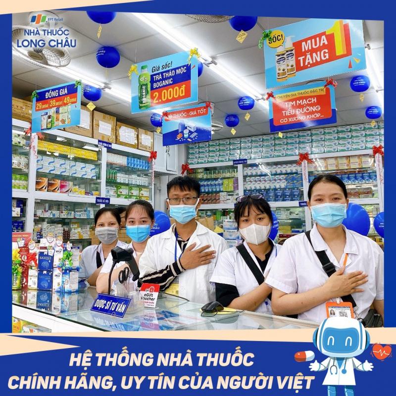 Nhà Thuốc FPT Long Châu