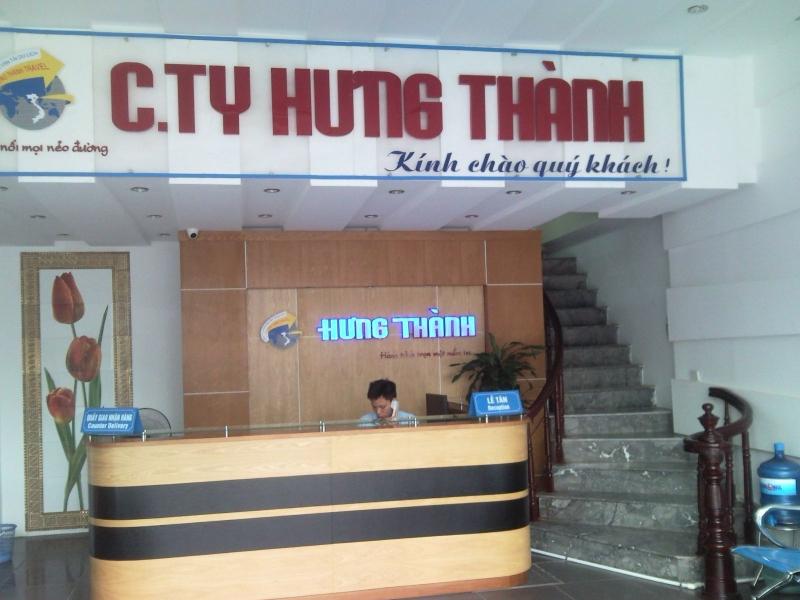 Nhà xe Hưng Thành