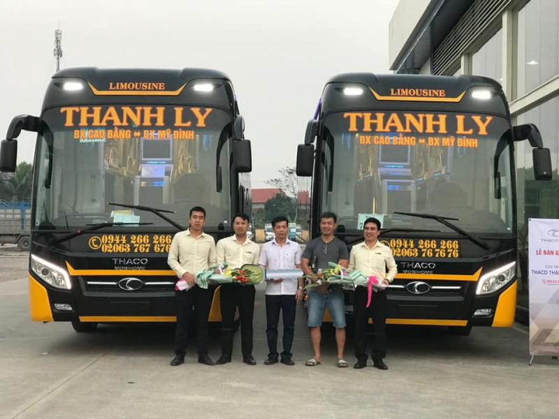 Nhà xe Thanh Ly