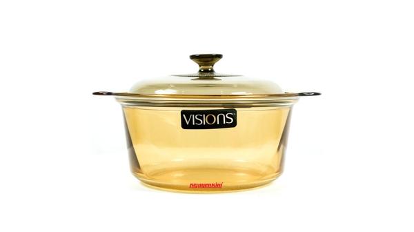 Nồi thủy tinh Visions VSD-35