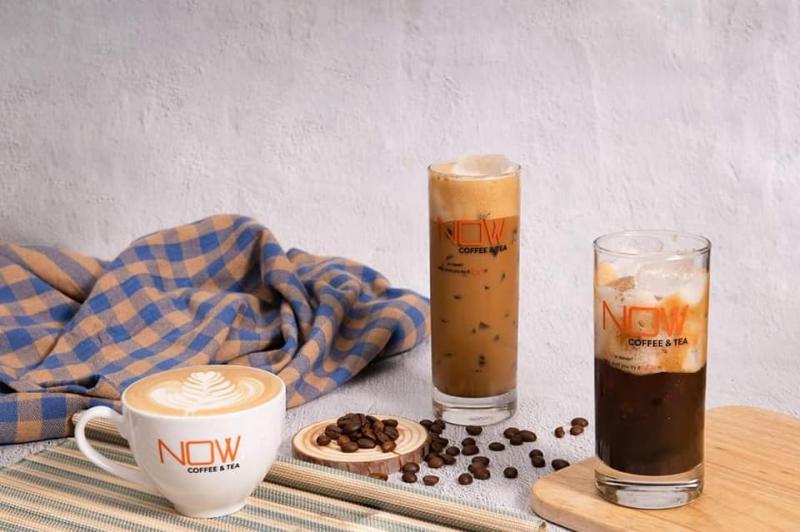 Now Coffee And Tea - Đắk Nông