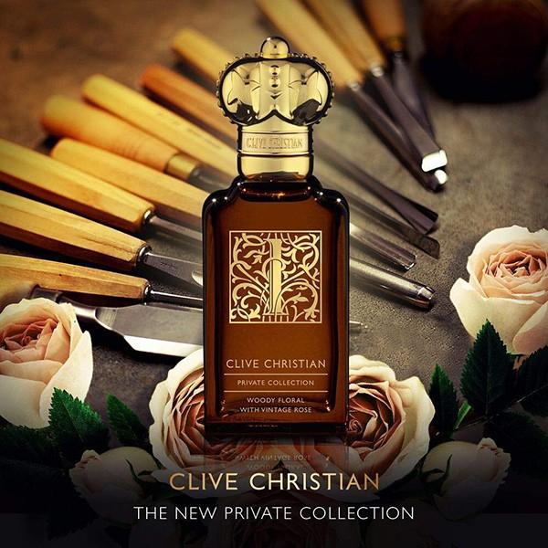 Nước Hoa Nữ Clive Christian I Woody Floral 50ml