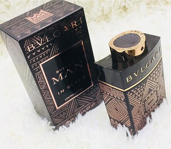 Nước Hoa Nam Bvlgari Man In Black Essence Limited Edition EDP 100ml