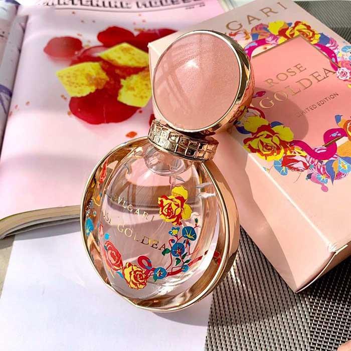 Nước Hoa Nữ Bvlgari Rose Goldea Limited Edition EDP 90ml